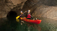 Kayaking Day Activity in Underground Mines from Bled