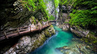 Vintgar Gorge Half Day Self-Guided eBike Trip from Bled