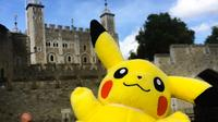 Private Walking Tour: Pokemon Adventure Around Tower of London