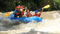 Ziplining and Whitewater Rafting Combo Tour