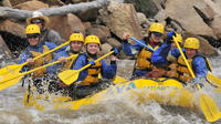Browns Canyon Half Day Whitewater Rafting