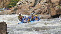 Numbers Half Day Whitewater Rafting
