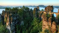 Private tour National park Saxon and Bohemian Switzerland from Prague