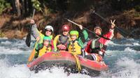 Tongariro River Family Fun White Water Rafting from Turangi, Taupo Family Attractions