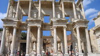 Private Tour from Izmir to Ancient Ephesus: Artemission Temple and Virgin Mary House including Lunch