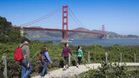 San Francisco Walking Tour: Fisherman Wharf au Golden Gate Bridge - San Francisco -