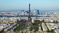 Paris Sightseeing Tour with Private Driver and Guide