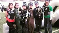 Paintball Adventure in San Diego