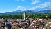 Pisa Day Trip from Florence with Tower, Winery Lunch and City Stroll in Lucca
