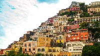 Small-Group Pompeii with Amalfi Coast Drive and Positano Stop from Rome