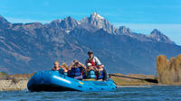 Scenic Float Trip: Snake River with Grand Teton Views