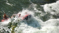 Snake River White-Water Rafting Small Boat