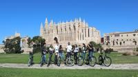 Palma de Mallorca 3-Hour Highlights and Tapas Tasting Bike Tour