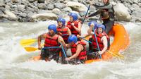 Half Day White-Water Raft Trip on the Yellowstone River
