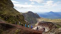 Mt Tarawera Volcanic Guided Hike Experience, Rotorua Natural Activities & Attractions
