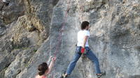 Rock Climb in Croatia Near Zagreb