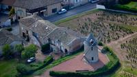 Private panoramic helicopter tour of the wine route in Southern Burgundy and the Beaujolais