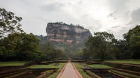 Private Day Trip: Sigiriya and Dambulla Rock Cave Temple from Kandy