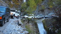 Theth Albania Jeep Day Tour image 1