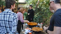 Paella and Tapas Small-Group Cooking Class in Barcelona