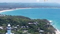 Byron Bay Gyrocopter Flight and Bangalow Tour Including BBQ Lunch image 1