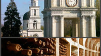 Chisinau City tour and Cricova winery in one day image 1
