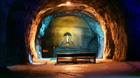 Salt Cathedral of Zipaquira from Bogota