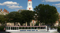 One Hour Charles River Sightseeing Cruise