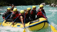 Soca River Active Package: Rafting and Canyoning