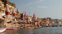 Private Full-Day Varanasi Cultural Tour with Ganges Evening Boat Ride