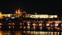 2-hour Night Dinner Cruise on Vltava River in Prague