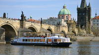 Prague Highlights: Half-Day Guided Tour with Complimentary Drink