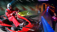 Laser Tag and Karting Combo