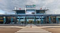 Private Departure Transfer: Airport Kyiv Zhuliany from Kiev Hotel Private Car Transfers