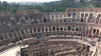 Colosseum Belvedere Tour with Third Fourth and Fifth Tier Access