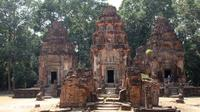 Full-Day Private Siem Reap et Angkor Temples Charte voiture - Krong Siem Reap -