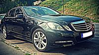 Private Budapest Airport Transfer in a Luxury Car
