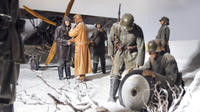 WWI and WWII Combo Exhibitions at the Omaka Aviation Heritage Centre