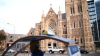 Historic Adelaide & Architecture Pedicab Experience