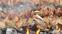 Barbecue and Sunset - open 4x4 tours