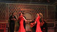 Flamenco Show in Madrid with Hotel-Pick Up
