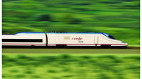 Madrid Full Day Tour by High Speed Train from Valencia