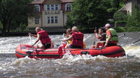 Private Cesky Krumlov Full-Day Small-Group Tour from Prague by Train: City Walking Tour And Vltava River Rafting