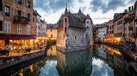 Annecy: Foodie experience with organic local products
