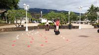 Introduction to the Practice of Segway in Papeete