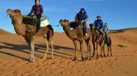 Private Overnight Tour to the Sahara Desert with Camel Trek and Berber Camp from Marrakech