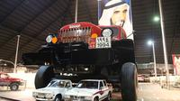 Emirates National Auto Museum Admission with Private Round-Trip Transfers from Abu Dhabi
