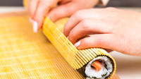 Sushi Making Experience with Sushi and Beef Hot-Pot Lunch