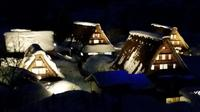 The World Heritage Gokayama Light-Up Event Including Visit to Takayama From Nagoya