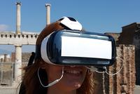 3-Hour Private Pompeii Tour with 3D Virtual Reality Headset - Tour Assistant Only